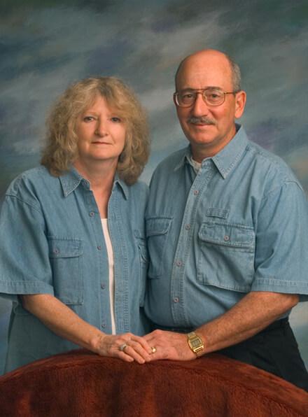 Paul and Ruth Inman